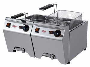"Picture of Fritteuse ""Last Minute Fryer - Power"" 2x 7 Liter"